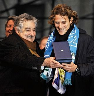 Os heróis uruguaios