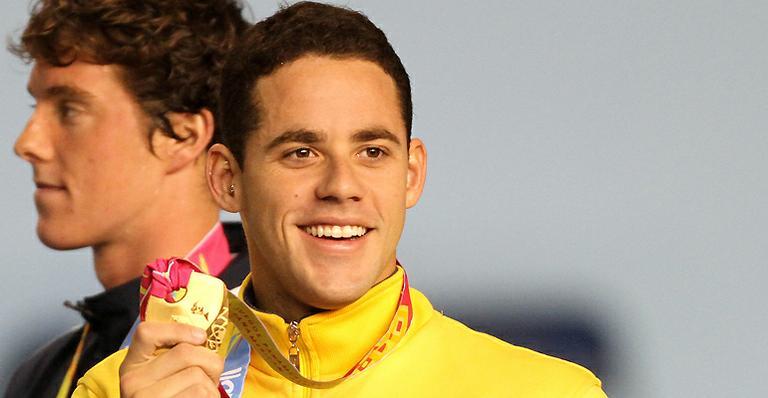 <strong>Thiago Pereira</strong> fala sobre suas dezoito medalhas em Jogos Pan-Americanos