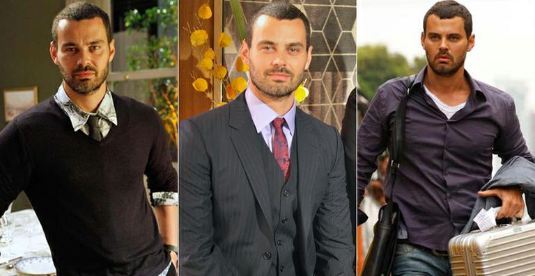 Look de Carmo Dalla Vecchia na TV foi inspirado em David Beckham