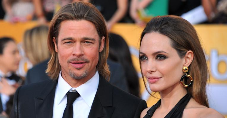 6b32935652c Brad Pitt compra relógio de 250 mil libras para Angelina Jolie