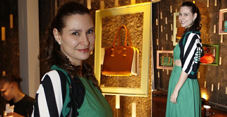 Lavínia Vlasak: 'Tenho preferido saias longas e vestidos compridos'