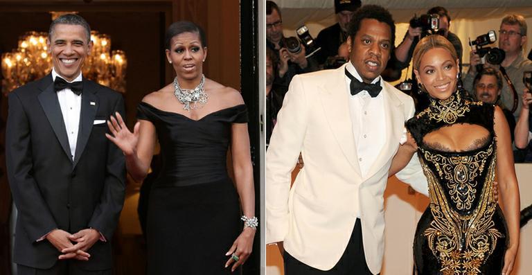 Barack Obama compara Michelle a Beyoncé