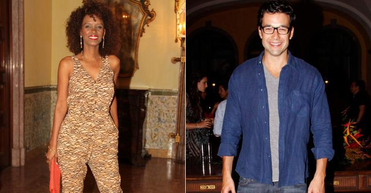 Sergio Marone e Isabel Fillardis prestigiam cinema português