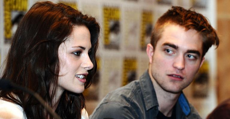 Kristen Stewart e Robert Pattinson brigam muito, diz revista