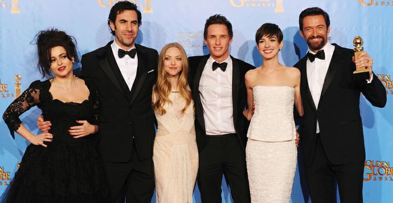 Elenco de 'Os Miseráveis' pode cantar no Oscar