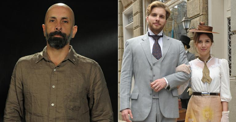 Autor João Ximenes Braga revela desfechos de 'Lado a Lado'