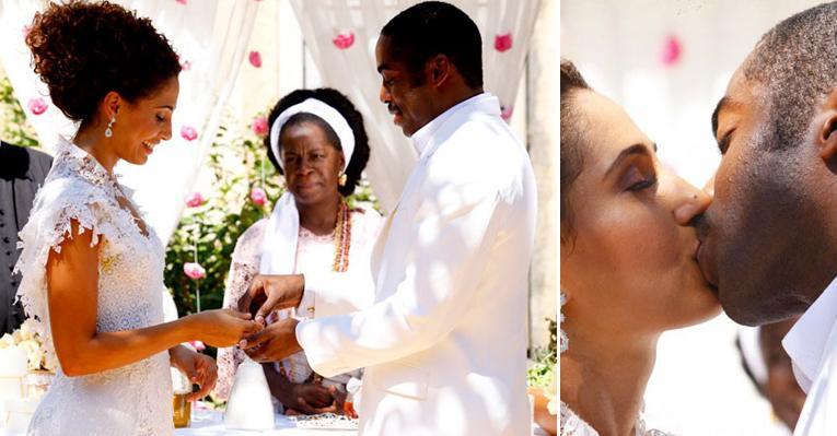 'Lado a Lado': Zé Maria e Isabel se casam