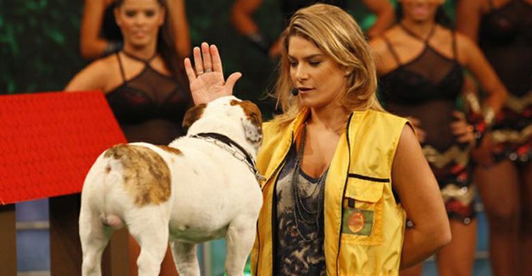 Priscila Fantin e Chico deixam 'Cachorrada Vip'
