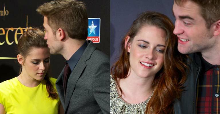 Carência de Kristen Stewart incomoda Robert Pattinson