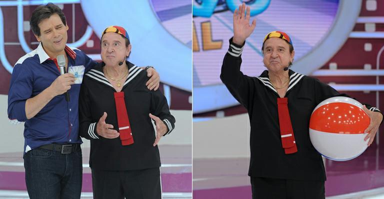 Despedida: Aos 69 anos, Carlos Villagrán diz que é difícil interpretar o menino Quico