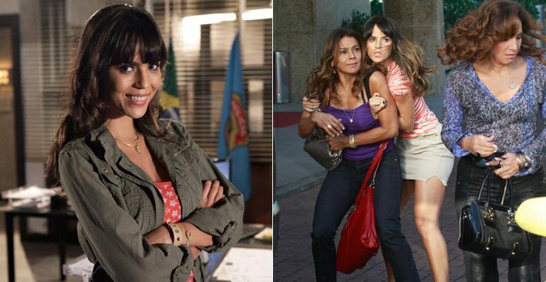 Brendha Haddad reforça o elenco da delegacia de 'Salve Jorge'