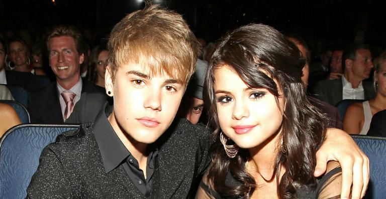 Justin Bieber e Selena Gomez curtem cinema juntos