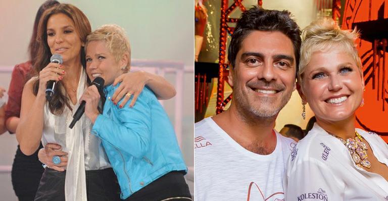 Festa de 50 anos de Xuxa terá show de Ivete Sangalo e Junno Andrade
