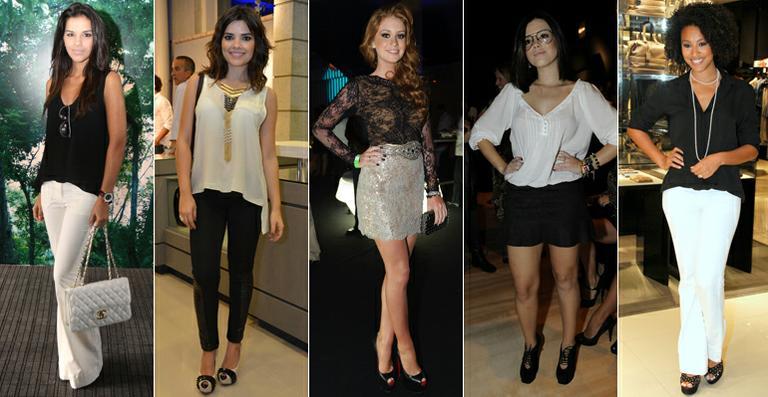 Preto e Branco: a tendência que nunca sai de moda
