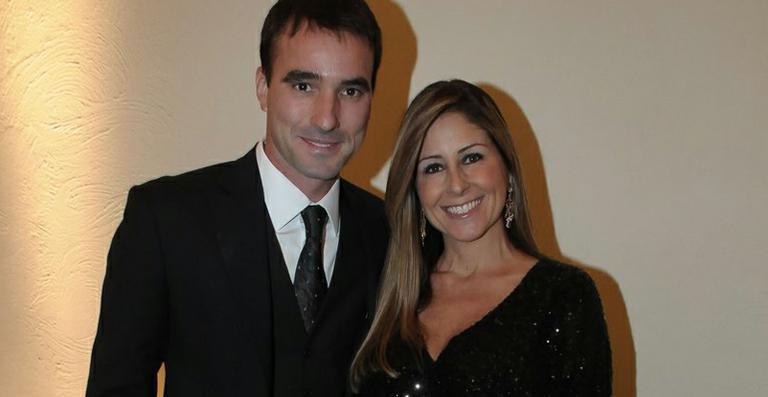 Patricia Maldonado e Guilherme Arruda