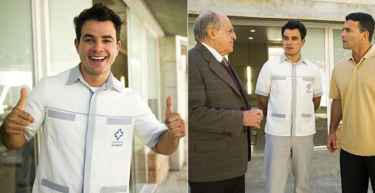 Amor à Vida: Carlito se veste de enfermeiro para resgatar Paloma de clínica