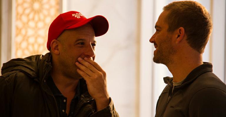 Vin Diesel fala sobre a trágica morte de Paul Walker: