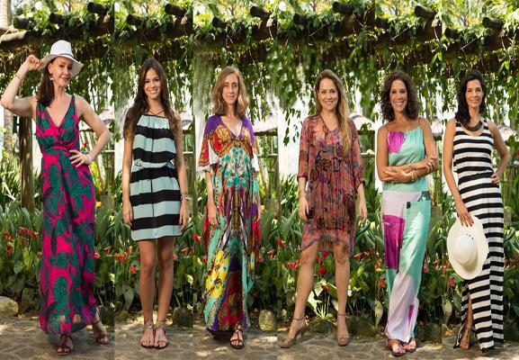 Copie o look básico e chique das famosas na Ilha de CARAS