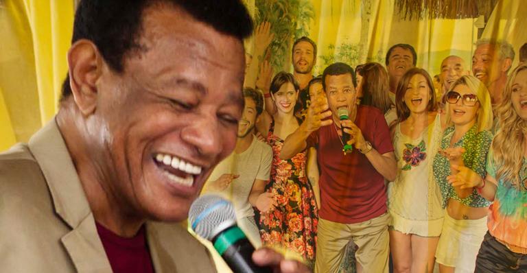 Relembre: Jair Rodrigues emociona artistas na Ilha de CARAS