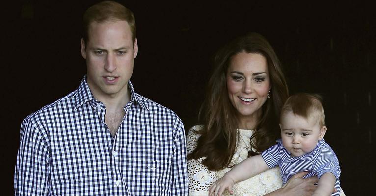 Príncipe George vira meme na internet após derrota da Inglaterra