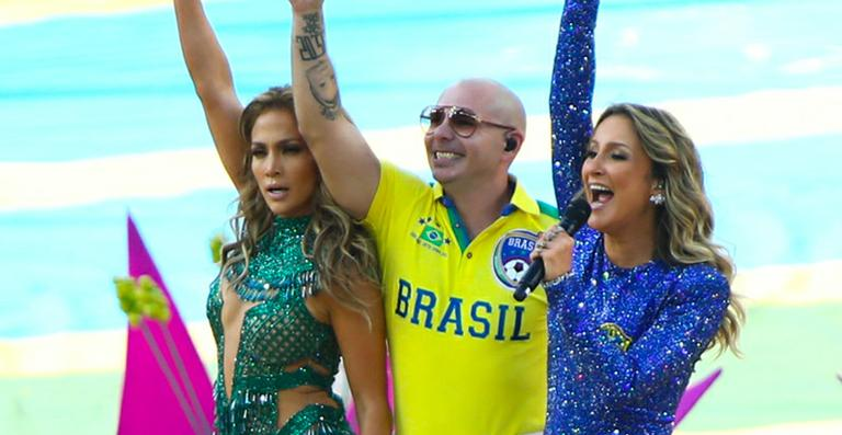 Imagens da Abertura da Copa 2014 Abertura da Copa do Mundo