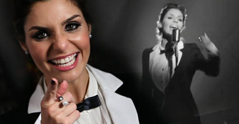 Aline Muniz apresenta seu novo videoclipe