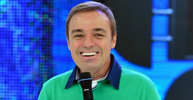 Gugu Liberato divulga chamada de novo programa