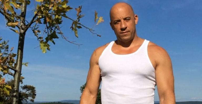 Após balde de gelo, Vin Diesel lança novo desafio: 'Plante uma árvore'