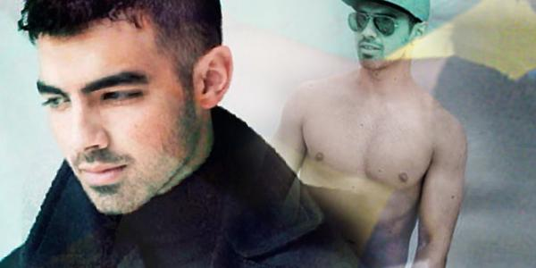 Joe Jonas revela ter certa intimidade com o Brasil