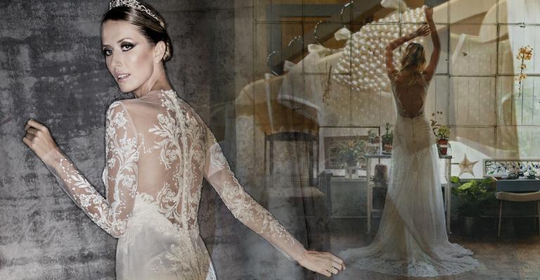 Noiva: veja o vestido ideal para cada tipo de corpo