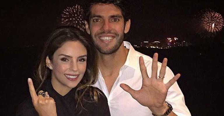 O final feliz de Kaká e da amada, Carol Celico