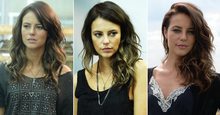Aprenda o passo a passo para copiar o cabelo ondulado sexy de Paolla Oliveira