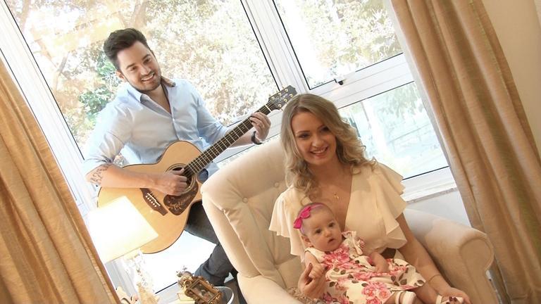 Coruja: Fernando Zorzanello e o prazer da paternidade