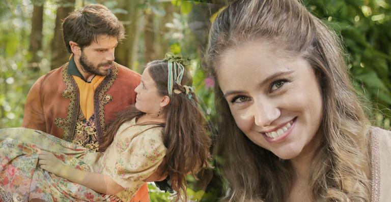 Juliana Baroni vive mocinha clássica na TV