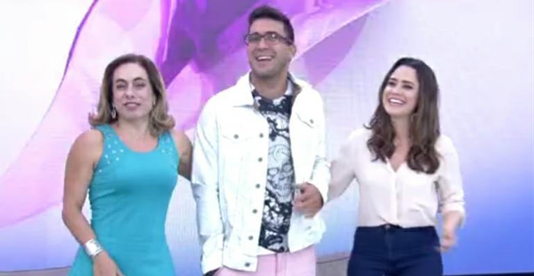 André Marques relembra namoro com Fernanda Vasconcellos: