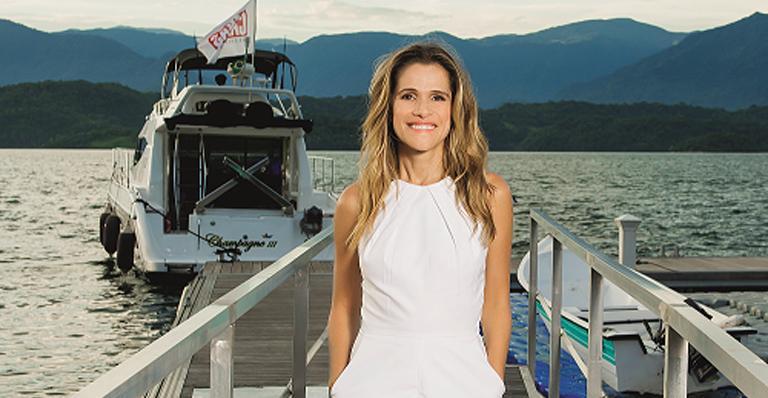 Ingrid Guimarães roda seu longa na Ilha de CARAS