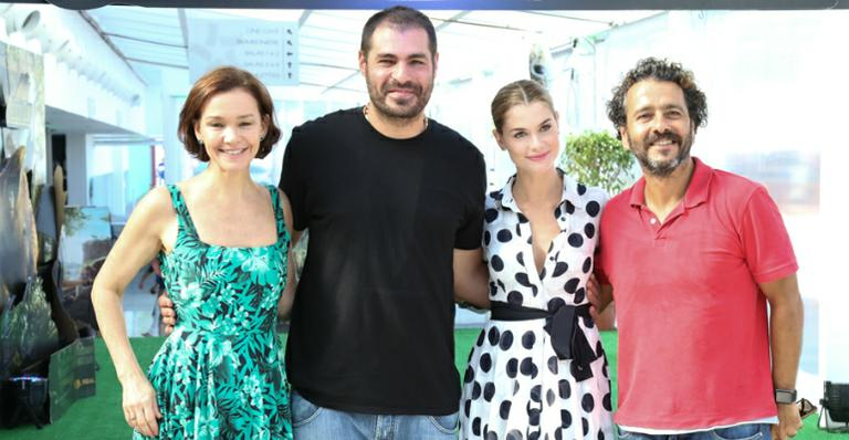 Alinne Moraes, Thiago Lacerda e time de estrelas lançam Mogli: O Menino Lobo