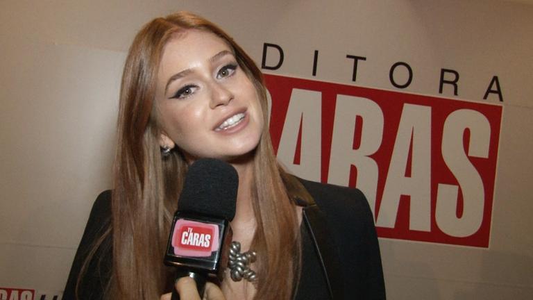 Marina Ruy Barbosa revela seus segredos de beleza