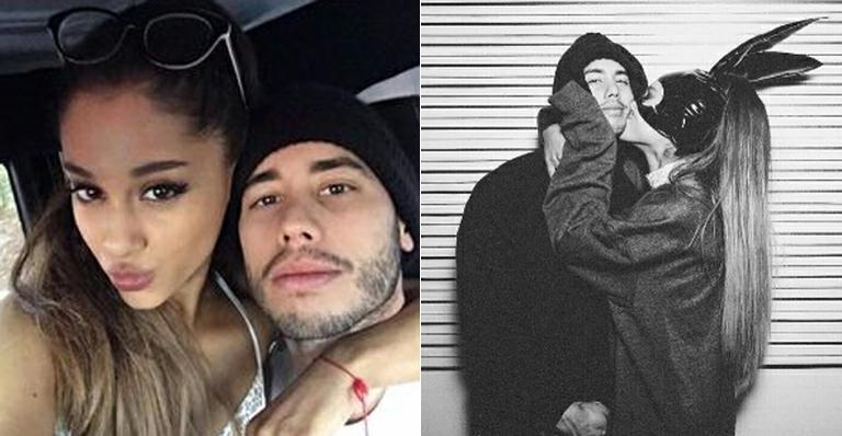 Ariana Grande e Ricky Alvarez terminam namoro | CARAS
