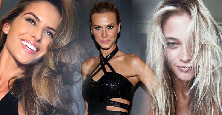Tops brasileiras revelam seus segredos de beleza