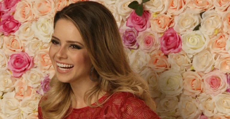 Sandy: cantora revela seus segredos de beleza