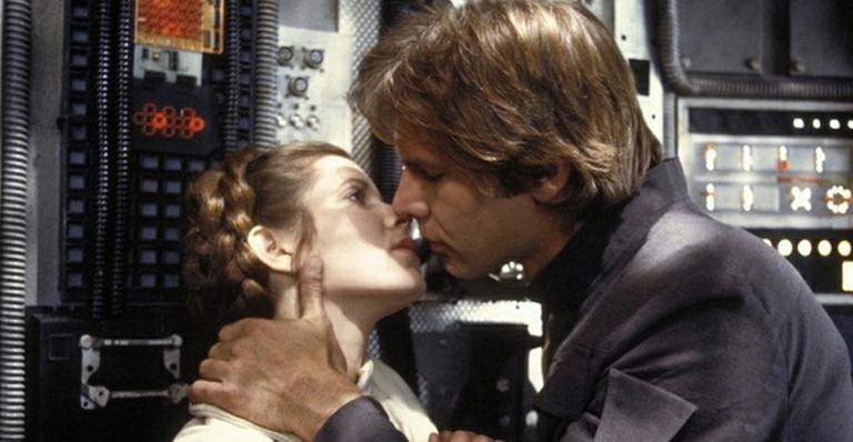 Carrie Fisher revela que teve caso com Harrison Ford durante Star Wars