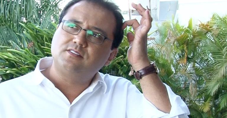 Geraldo Luis revela seu lado caseiro: