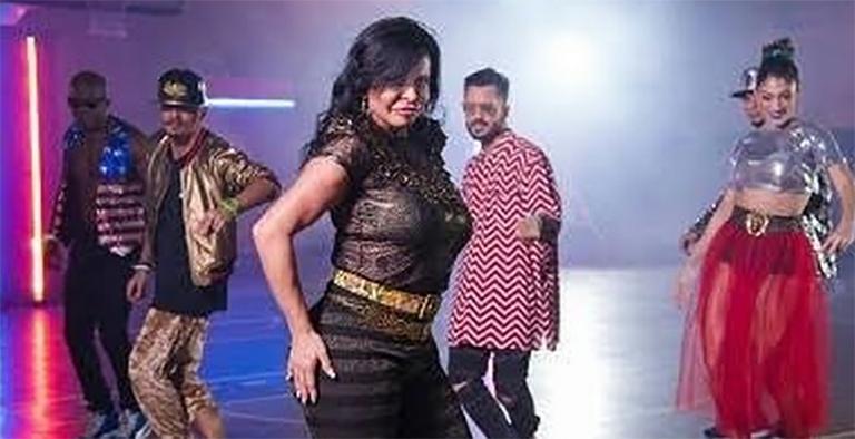 Gretchen deve estrelar clipe de 'Swish Swish', da Katy Perry