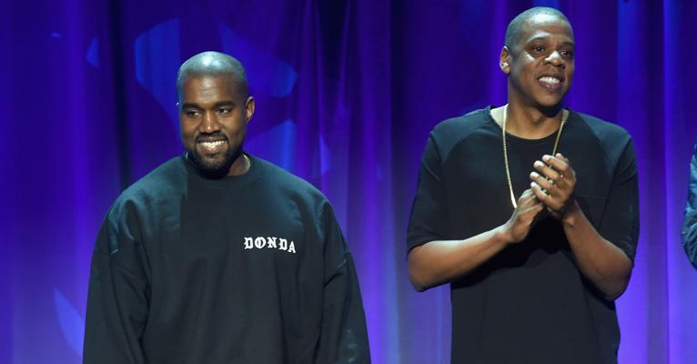 Kanye West deixou o Tidal, serviço de streaming exclusivo de Jay-Z