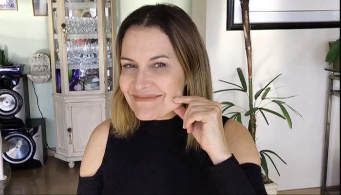 Patrícia Naves mostra novo tratamento de beleza