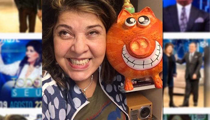 Roberta Miranda ensina como bombar no Instagram