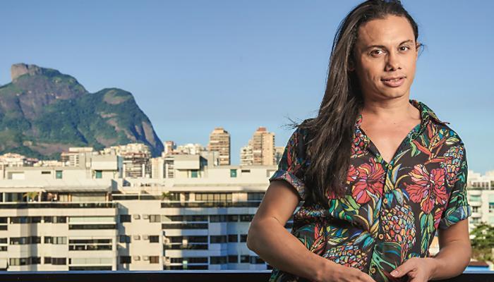 Silvero Pereira dá dicas culturais no Rio de Janeiro