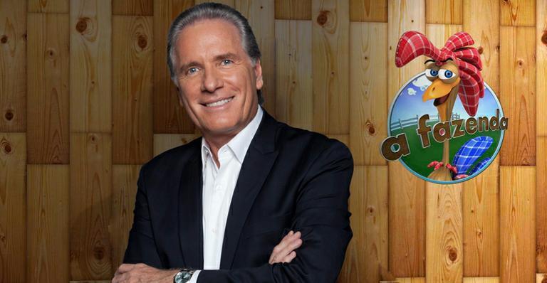 Roberto Justus revela as novidades de 'A Fazenda'