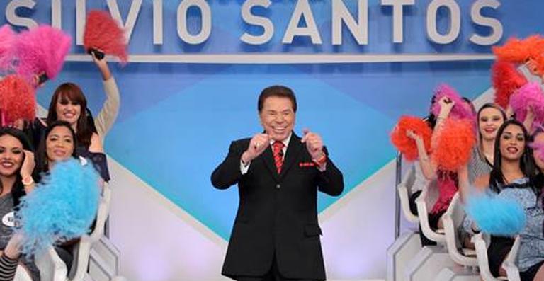 Silvio Santos fala sobre a forma física de Mamma Bruschetta e Leão Lobo ao estrear no Twitter